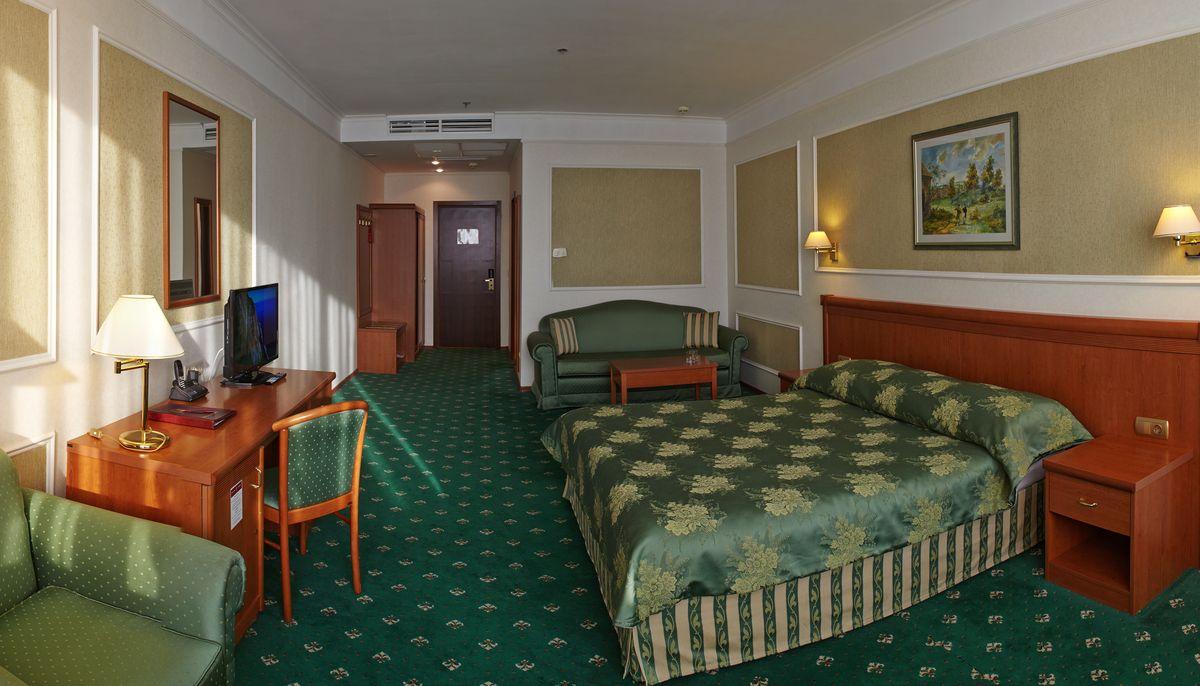 Стандарт двухместный в гостинице Бородино